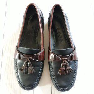 Johnston & Murphy Kiltie Loafers Dress Shoes 11